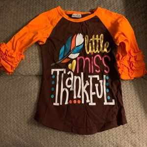 Thanksgiving boutique shirt